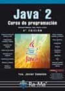java 2: curso de programacion (4ª ed.)-francisco javier ceballos-9788499640327