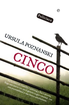 Descargar ebooks en formato epub CINCO 9788499705927 de URSULA POZNANSKI en español