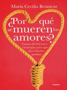 ¿por qué se mueren los amores? (ebook)-9789588870427