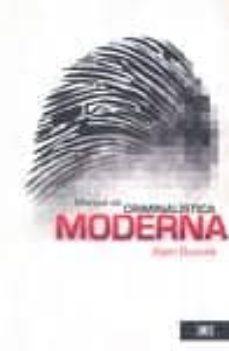 Comercioslatinos.es Manual De Criminalistica Moderna Image