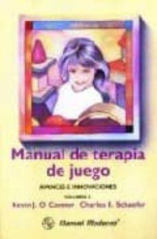 Emprende2020.es Manual De Terapia De Juego (Volumen 2): Avances E Innovaciones Image