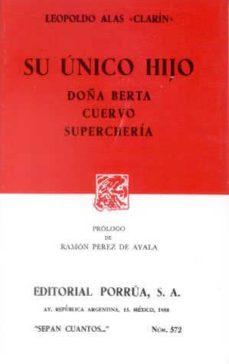 Permacultivo.es Su Unico Hijo; Doña Berta; Cuervo; Supercheria Image
