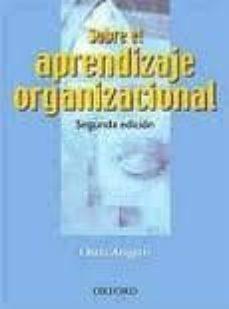 Chapultepecuno.mx Sobre El Aprendizaje Organizacional (2ª Ed.) Image
