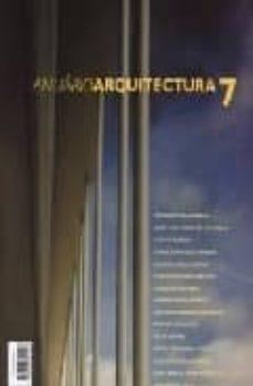 Vinisenzatrucco.it Anuario Arquitectura Nº 7 Image