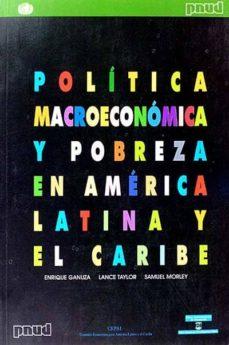 Bressoamisuradi.it Política Macroeconómica Y Pobreza En América Latina Y El Caribe Image