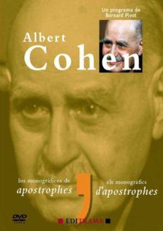 Geekmag.es Albert Cohen (Los Monograficos De Apostrophes) (Dvd) Image