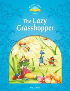 Libros electrónicos gratuitos para descargar en color nook CLASSIC TALES 1. THE LAZY GRASSHOPPER (+ MP3) (CLASSIC TALES SECOND EDITION) 9780194004237 (Spanish Edition) de VARIOS