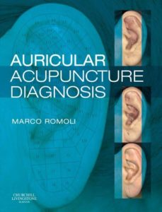 auricular acupuncture diagnosis (ebook)-marco romoli-9780702042737
