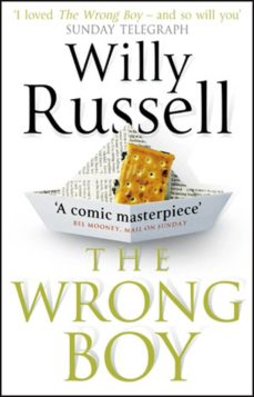 the wrong boy (ebook)-willy russell-9781448152537