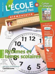 l'ecole aujourd'hui elémentaire - janvier 2012 (ebook)-9782091112237