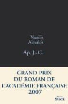 Descargar ebook gratis en formato epub AP. J.-C. de VASSILIS ALEXAKIS 9782234057937 in Spanish