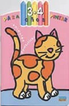 Carreracentenariometro.es Para Pintar (3-4 Años) : Animales Domesticos Image