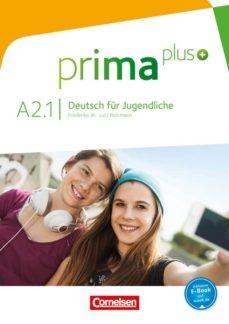 Reproductores de mp3 de libros de audio descargables gratis PRIMA PLUS A2.1: LIBRO DE CURSO