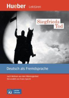Top 10 de descarga de libros electrónicos gratis SIEGFRIEDS TOD: DEUTSCH ALS FREMDSPRACHE - NIVEAUSTUFE A2. LESEHEFT iBook 9783190116737