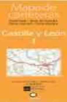 Vinisenzatrucco.it Mapa De Carreteras Castilla Y Leon I (1:300000) Image