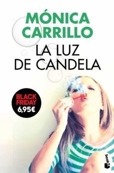 la luz de candela-monica carrillo-9788408161837