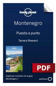 montenegro 1. preparación del viaje (ebook)-peter dragicevich-9788408189237