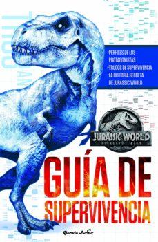 Inciertagloria.es Jurassic World: El Reino Caido: Guia De Supervivencia Image