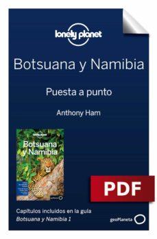 botsuana y namibia 1. preparación del viaje (ebook)-anthony ham-trent holden-9788408192237