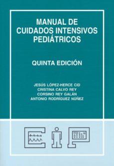 Mejores descargas gratuitas de libros electrónicos MANUAL DE CUIDADOS INTENSIVOS PEDIATRICOS (5ª ED.) DJVU PDB
