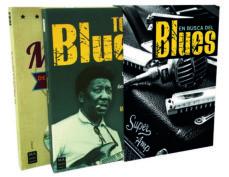 Libros de descarga de audio en inglés gratis EN BUSCA DEL BLUES (ESTUCHE 2 VOL.)