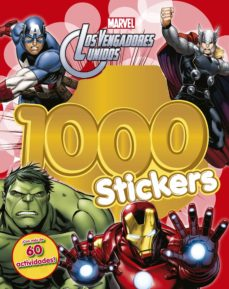 Valentifaineros20015.es Los Vengadores. 1.000 Stickers Image