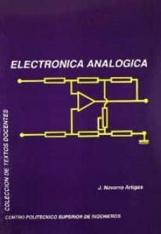eBooks pdf descarga gratuita: ELECTRONICA ANALOGICA (5ª EDICION) 9788415770237