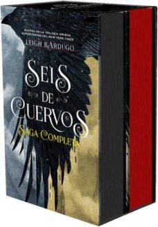 estuche especial seis de cuervos y reino de ladrones-leigh bardugo-9788417036737