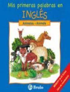 Inmaswan.es Mis Primeras Palabras Animales/ Animals: Memori Image