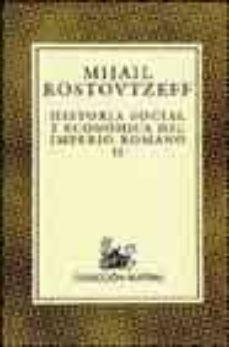 Lofficielhommes.es Historia Social Y Economica Del Imperio Romano (T. Ii) Image
