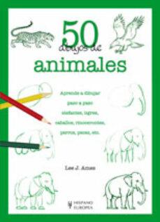 Descargar 50 DIBUJOS DE ANIMALES gratis pdf - leer online