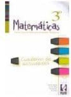 Debatecd.mx Cuaderno De Actividades Matemáticas 3 - 3º Eso Image