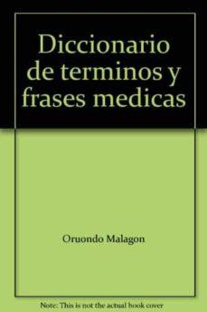Diccionario De Terminos Y Frases Medicas Ingles Español Español Ingles Con Isbn 9788428322737 Casa Del Libro