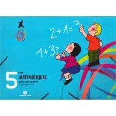Carreracentenariometro.es Meu Petit Mon 5 Anys. Matematiques Catalan Image