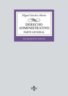 Permacultivo.es Derecho Administrativo: Parte General (15ª Ed.) Image