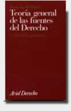 Curiouscongress.es Teoria General De Las Fuentes Del Derecho (Y Del Orden Juridico) Image