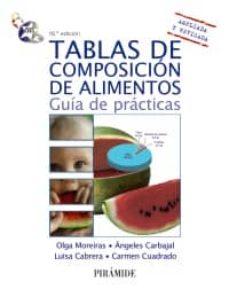 Permacultivo.es Tablas De Composicion De Alimentos (16ª Edicion) Image