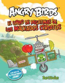 Javiercoterillo.es Angry Birds: El Libro De Pegatinas De Los Malvados Cerditos Image