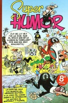 super humor mortadelo nº 22: varias historietas-f. ibañez-9788440657237