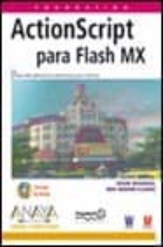 Permacultivo.es Actionscript Para Flash Mx (Diseño Y Creatividad) (Incluye Cd) Image