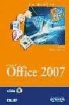 la biblia de office 2007 (incluye cd-rom)-ed bott-woody leonhard-9788441522237