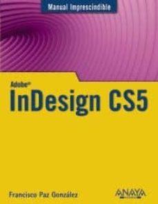 in design cs5-francisco paz gonzalez-9788441528437