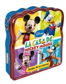 Permacultivo.es La Lata De La Casa De Mickey Mouse Image