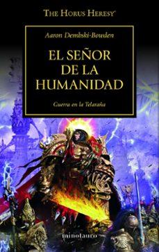 Amazon descargar audiolibros mp3 EL SEÑOR DE LA HUMANIDAD Nº41 (Literatura española) 9788445006337