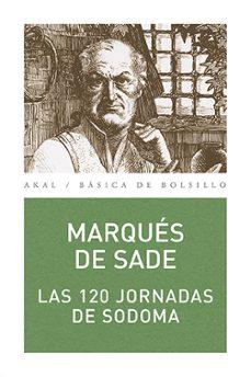 las 120 jornadas de sodoma-marques de sade-9788446021537
