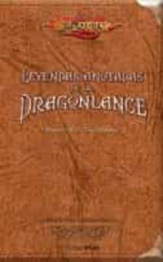 las leyendas anotadas de la dragonlance-margaret weis-tracy hickman-9788448034337