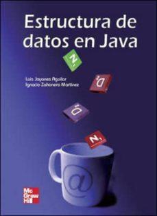 ebook-estructuras datos en java (ebook)-luis joyanes aguilar-9788448173937