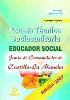 Padella.mx Cuerpo Tecnico. Escala Tecnica Sociosanitaria. Especialidad Educa Dor Social. Temario (Volumen Iii) Image