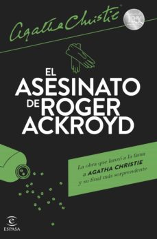 Epub libros torrent descargar EL ASESINATO DE ROGER ACKROYD MOBI in Spanish