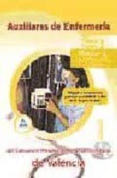 Inciertagloria.es Auxiliares De Enfermeria Del Consorcio Hospital General Universit Ario De Valencia: Temario (Vol. I) Image